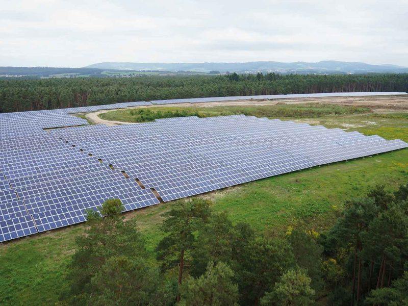 NATEN Betriebsführung von Photovoltaik Anlagen, Uttenreuth