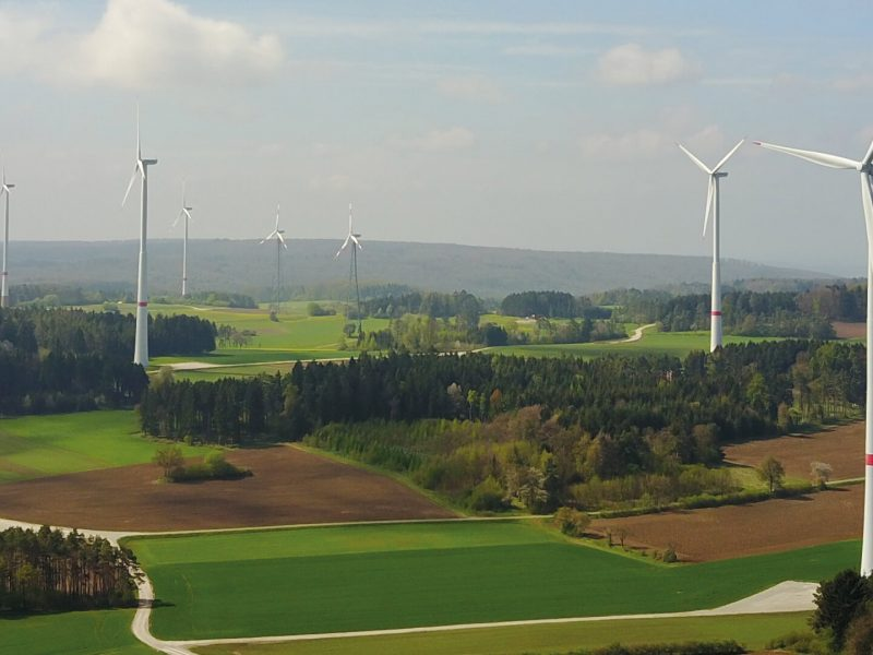 NATEN Betriebsführung von Windpark Schesslitz